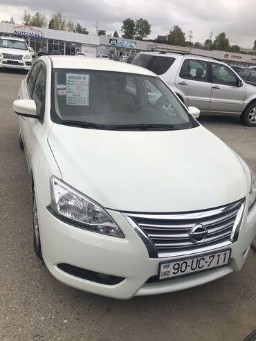 nissan sentra - Azərbaycan: Nissan Sentra 1.6 l. 2013 | 105000 km