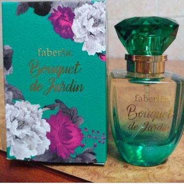 Bakı şəhərində Faberlikden Bouquet de Jardin qadin etri