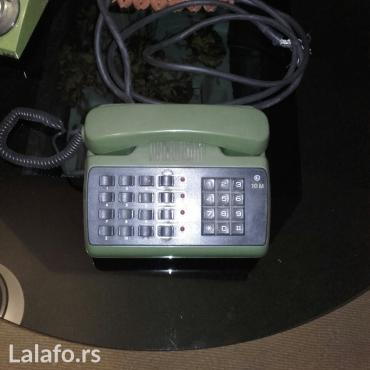 TELEFON ispravan. Moze se koristiti i u stanu ali uz promenu gajtana, - Belgrade