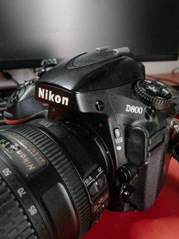 Nikon d800 СРОЧНО! В ПОЛНОМ КОМПЛЕКТЕ! ВЫГОДА 20000 сомnikon d800—на