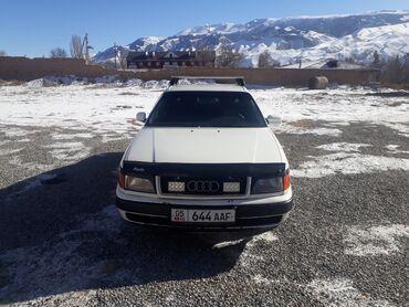 Мол булак нарын - Кыргызстан: Audi S4 2.6 л. 1994 | 360000 км