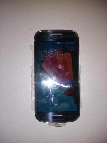 İşlənmiş Samsung Galaxy S4 Mini Plus 8 GB göy