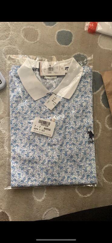 Us Polo мужской футболка новый с этикет L размер