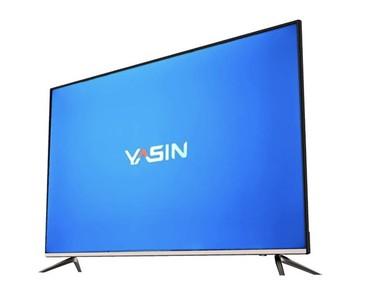 телевизор 49 дюймов в Кыргызстан: Yasin телевизоры. Производство Китай. Есть все размеры от 24 до 65