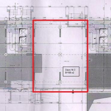 Офисы - Кыргызстан: Продаю офис 168м, с отдельным входом, первый этаж.Компания ОсОО