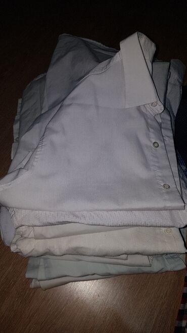 вешалка для верхней одежды бишкек в Кыргызстан: Рубашки   Подростковые  Каждая 200 сом