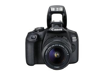 Canon 2000D 18-55 IS [2728C008AA]   BrendCanon NövFotoaparat Kamera