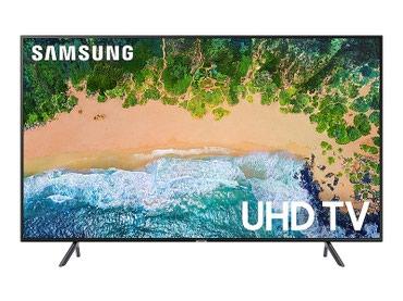 - Azərbaycan: Televizor Samsung - Smart TV 4K UHD 75 inch NU7100 Series