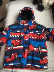 Duzina rukavispod - Srbija: Zimska(skijaska)jakna za male decake,Etirel brend.Velicina 98(3),jakna