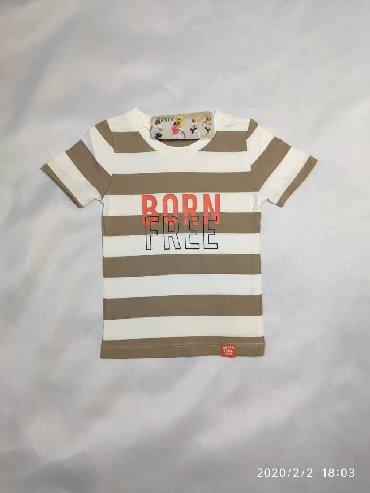 одежда для детей в Кыргызстан: Футболки, Детские вещи,детская одежда,футболки для мальчиковТурция