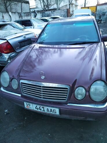 Mercedes-Benz 230 2.3 л. 1996 | 12345 км