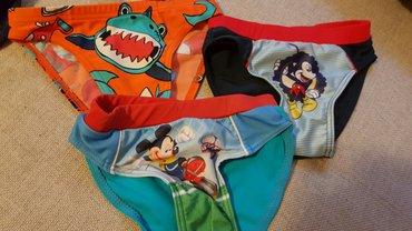 3 para kupacih gacica  vel 2 Disney - Pozarevac