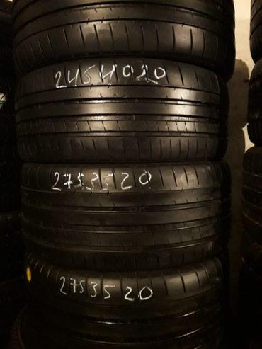 275 40 r20 резина в Азербайджан: 245/40/20 - 275/35/20