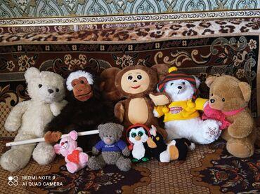 Детский мир - Нижний Норус: За все игрушки прошу 1000 сом, могу немного уступить. Состояние