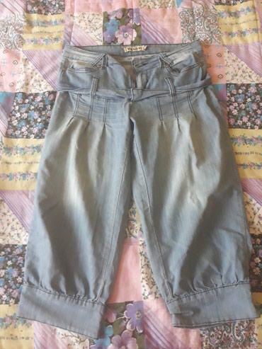 Zenske-pantalone-br - Srbija: Zenske 3/4 pantalone veoma lepe i ocuvane br 29