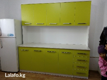 Кухонная стенка мебель на заказ любой в Бишкек