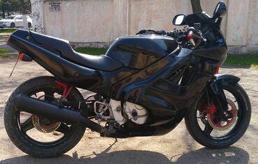 Honda - Кыргызстан: Продается Honda CBR 600 F1 1988 года в хорошем состоянии.С документами