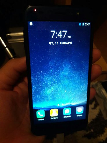 Отличный смартфон OALE X3 Батареи хватает на 2 дня! Есть незначительна в Кант