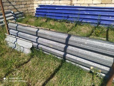 qax - Azərbaycan: Rusun qalın stenkalindemirleri 3 edən 8 metrlik 6 ədəd 2.5 metulirlik
