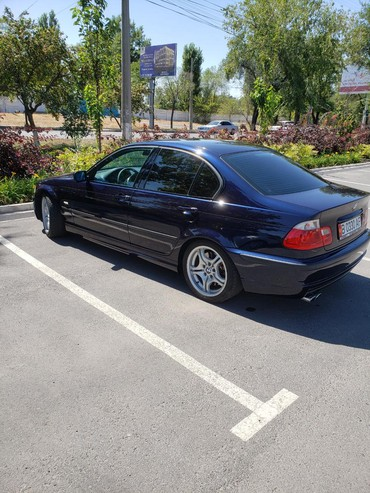 BMW 330 2001 в Бишкек