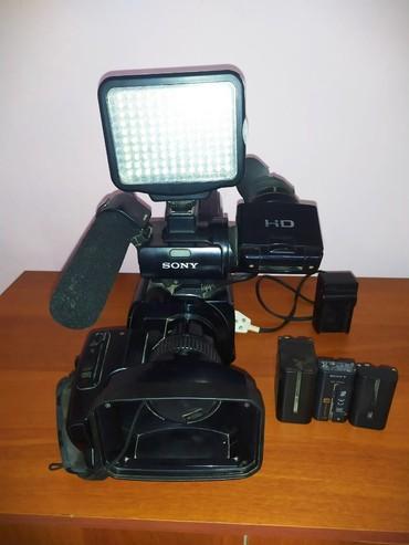 Видеокамеры в Кербен: Видеокамера сатылат комплект 35000 сом