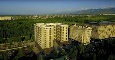 кду 2 бишкек в Кыргызстан: Продается квартира: 2 комнаты, 78 кв. м