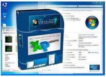 Windows XP i 7 mini AKCIJA                                          - Kikinda