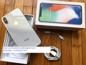 Νέο Apple iPhone x 256gb ξεκλειδωμένο σε Αθήνα