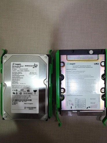 hard disc - Azərbaycan: Hard Disk 40 GB satilir