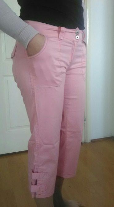 Pamuk-kvalitetne-pantalone - Srbija: Pantalonice kvalitetne I ocuvane.96%pamuk 4%elastin.vel.XL