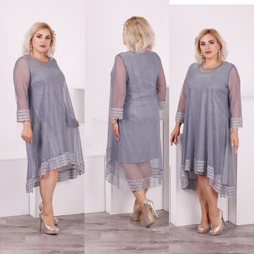 шикарное вечерние платье в Кыргызстан: Продаем вечерние платья оптом и в розницу! Размеры от 52 до 64! Цена