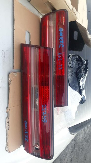 Стоп на Марк2 Х100 до рестайлинг . из Японии . сос как новый .   в Бишкек