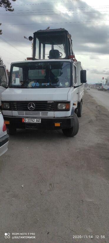 Мерседес гигант 814 москва - Кыргызстан: Мерседес гигант 709 самосвал срочно срочно грузоподъемность до 7 тонн