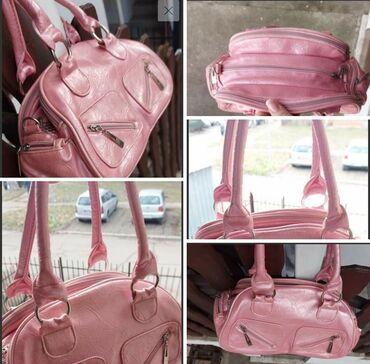 Preslatka Eko koža torbica, bez oštećenja i tragova nošenja
