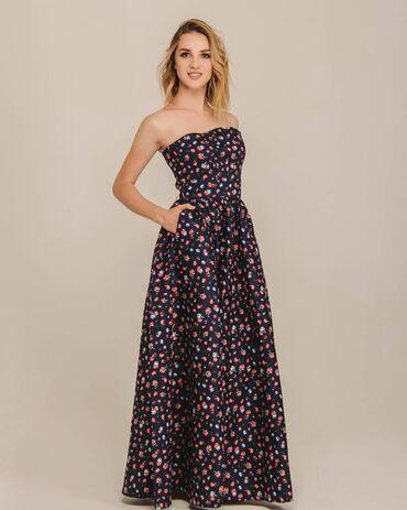 Платье Бандо из хб стреч, 42,44,46 размеры со скидкой