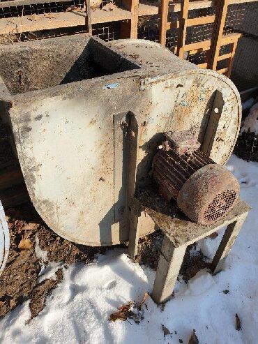 промышленная вытяжка в Кыргызстан: Улитка . Вытяжка