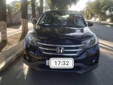 svadebnye platja 2013 goda в Кыргызстан: Honda CR-V 2 л. 2013   163000 км
