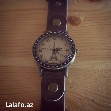 Bakı şəhərində Qol saatı