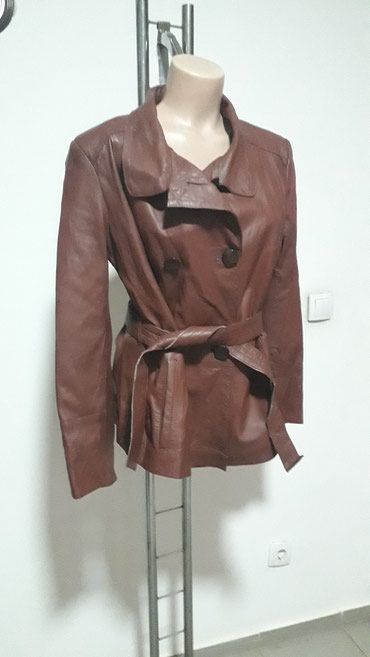 Odlična kožna jakna vel 46