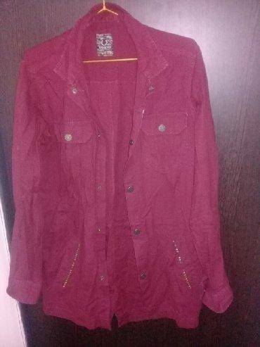 женская рубашка размер м в Кыргызстан: Рубашка женская турецкая 400с размер м бордовый обмен рассматриваю на