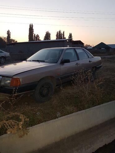 Audi 100 2 л. 1987 | 12345 км