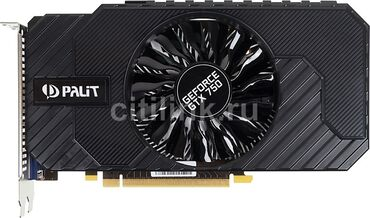 Geforce gtx 750 palit stormx 2048mb 128bit ddr5