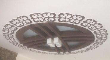 Декор таштар Узор, саймалуу таш, тундук, оюу-чийме жасайбыз. в Бишкек - фото 5