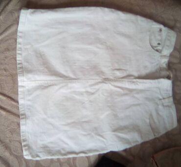 Bela Teksas suknja Nova broj 30