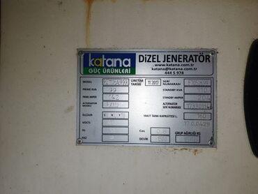 baseyn satilir in Azərbaycan | HOVUZLAR: Dizelni generator satılır.Qiyməti 13000manata