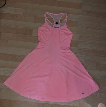 Haljine   Pozarevac: Original Super Dry haljina, velicina je S. Duzina: 82cmGrudi poluobim