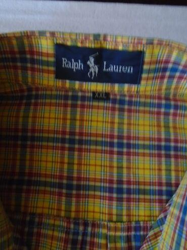 Ralph lauren polo - Srbija: Polo By Ralph Lauren original muška kosulja, kvalitetna od 100%, XXL