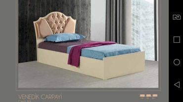 Кровать. Местное фабричное в Bakı
