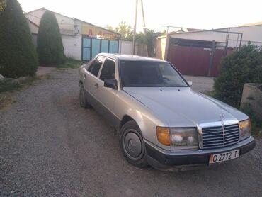 Mercedes-Benz в Шопоков: Mercedes-Benz W124 3 л. 1991