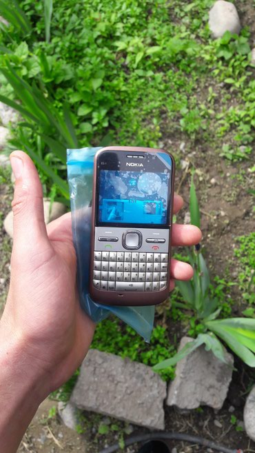 Корпус новый оригинал для Nokia e5! в Бишкек
